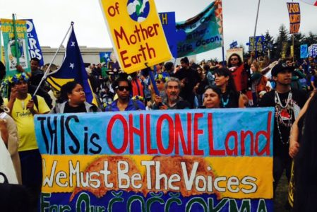 Sept. 9th: Intertribal Prayer & Teach-in at the Shellmound