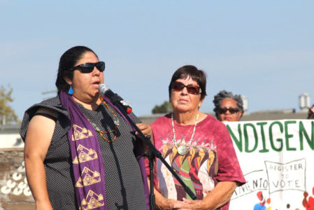 Corrina Gould to Brief Berkeley City Council on History of Shellmound