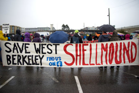 State Appeals Court Hears Arguments to Erase West Berkeley Shellmound